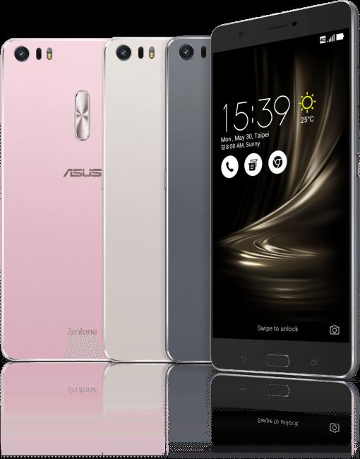 ZenFone 3 Utra-Family