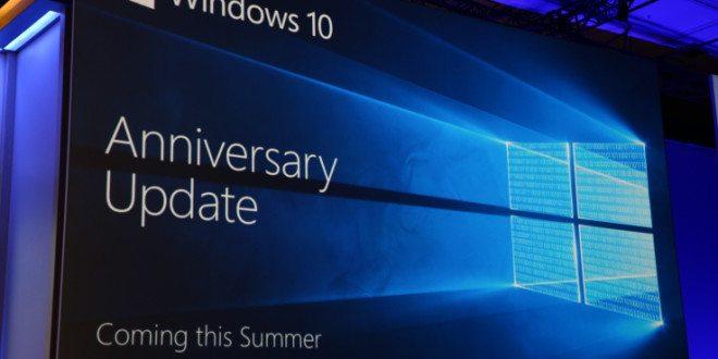 Nové sestavení Windows 10 pro Insidery odhaluje další novinky pro letní aktualizaci