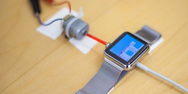 Používat se to nedá, ale jde to! Vývojář zprovoznil Windows 95 na Apple Watch