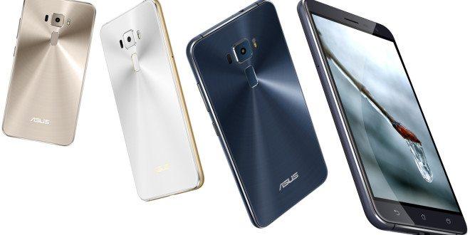 Asus ZenFone 3: Skvěle vybavená střední třída zabalená do skla a kovu