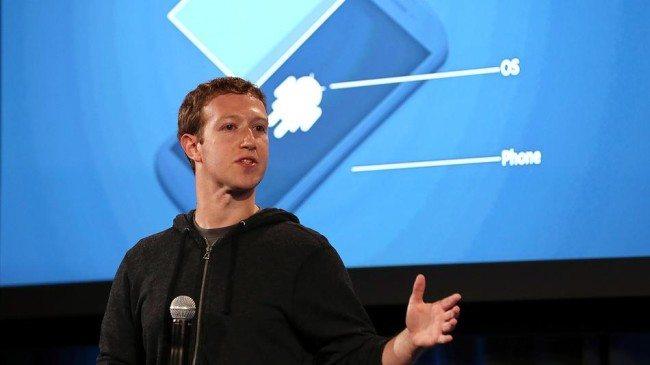 facebook-home-stock
