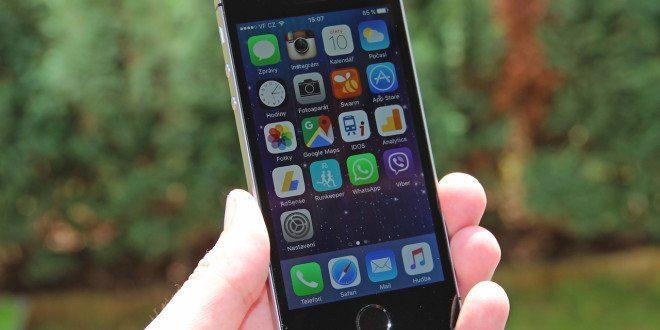 Dočkáme se příští měsíc iPhone SE 2?