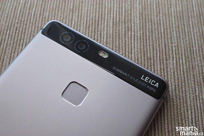 recenze Huawei P9