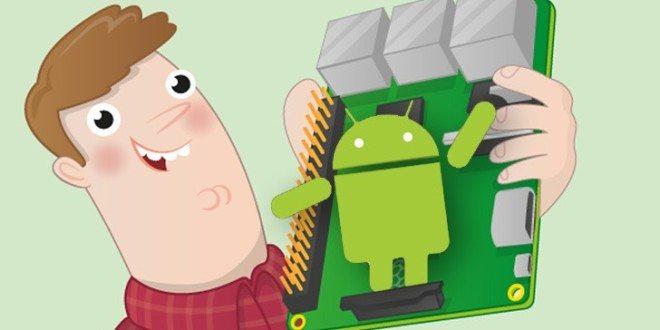 Raspberry Pi 3 se možná dočká oficiálního Androidu přímo od Google