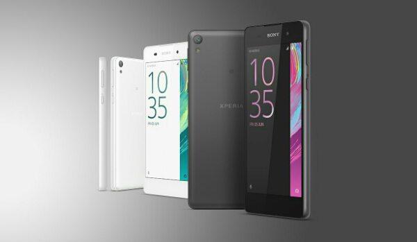 Sony oficiálně představilo Xperii E5: Levný smartphone se slušnou výdrží