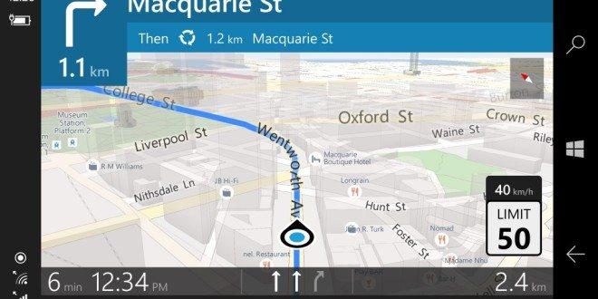 Mapy pro Windows 10 (Mobile) aktualizovány: Je čas opustit HERE