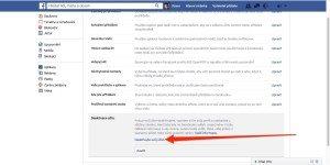 Jak smazat Facebook účet