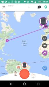 Android Flight Tracker 3