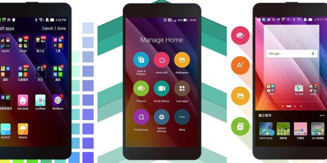 Asus uvolnil své uživatelské prostředí ZenUI pro všechny. Na Google Play má vysoké hodnocení