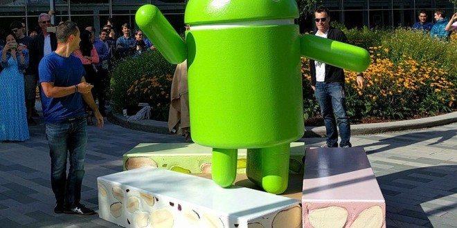 Žhavte svoje Nexusy: Android 7.0 Nougat míří oficiálně do světa