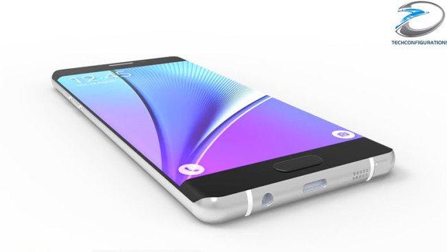 Galaxy Note 7 koncept