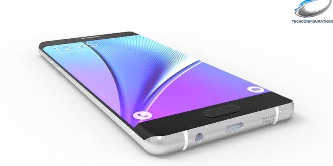 Galaxy Note 7 prý přijde s 5,8″ displejem, 6 GB RAM a 4000mAh baterií