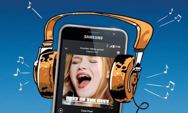 O2 Spotify