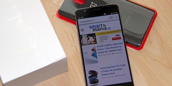 Android 8.0 Oreo oficiálně přichází na OnePlus 3 a 3T