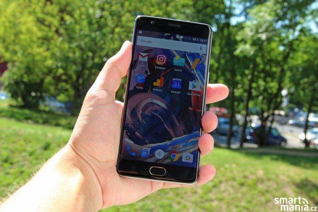 Recenze OnePlus 3: Potřetí a nejlépe