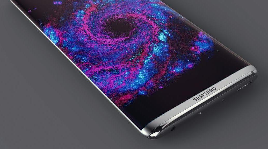 Fanouškovský koncept Samsungu Galaxy S8