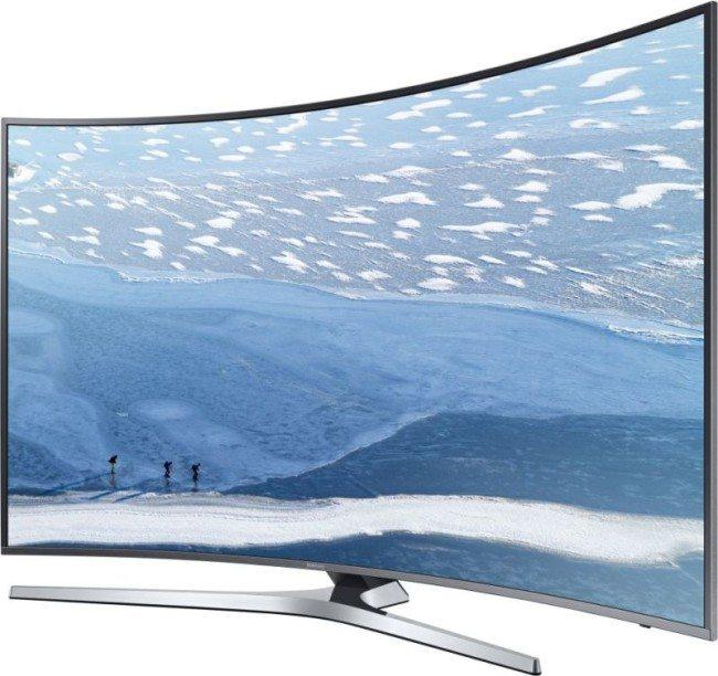 Samsung UE55KU6652