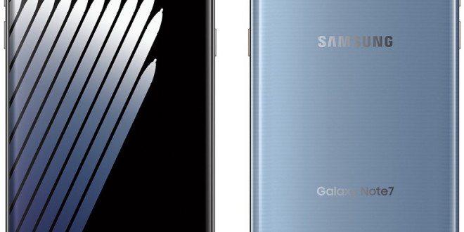 Takto bude vypadat Samsung Galaxy Note 7: Podívejte se na oficiální obrázky