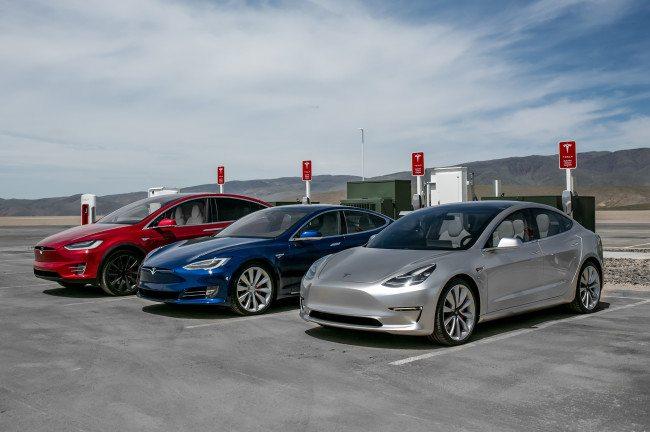 Teslas