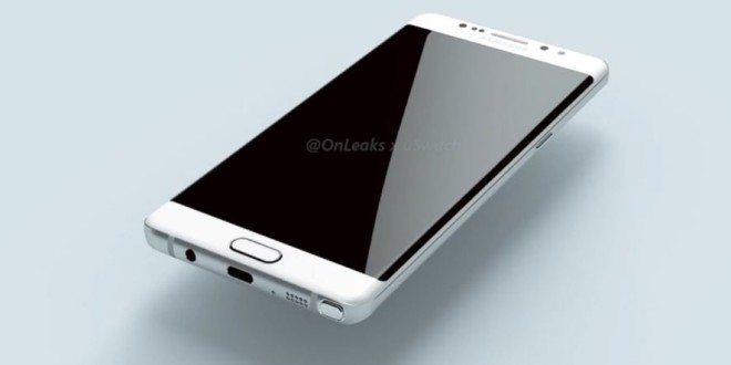 Samsung Galaxy Note 7 bude voděodolný: Evleaks potvrzuje název i parametry