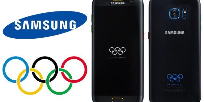 Galaxy S7 edge Olympic Edition: Samsung chystá speciální olympijskou edici