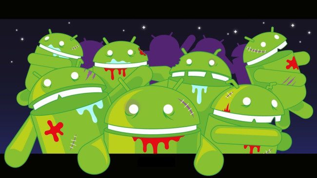 Godless Android malware