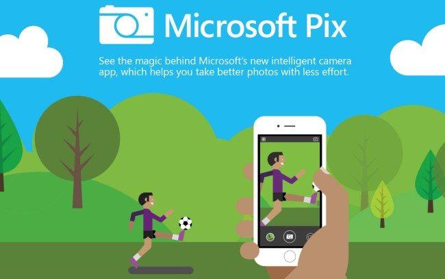 Microsoft-Pix-iPhone