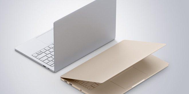 Xiaomi Mi Notebook Air představen: Windows 10, slušná výbava a pěkný design