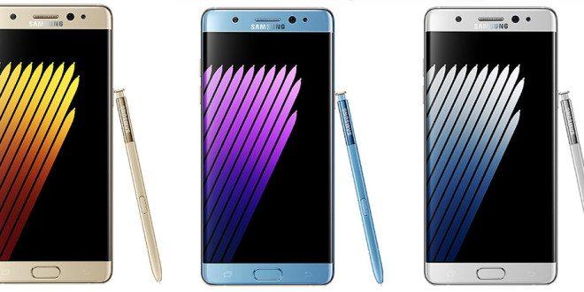 Samsung Galaxy Note 7 na videu: Rychlé odemknutí čtečkou duhovky