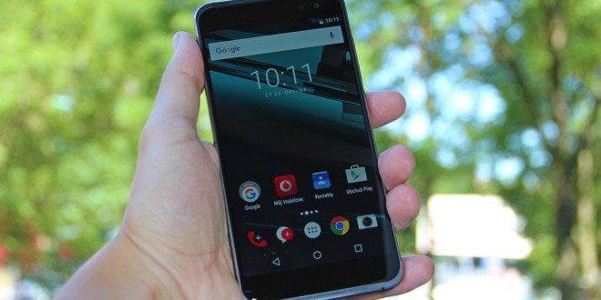 Recenze Vodafone Smart Platinum 7: 4k pod 10 000 Kč