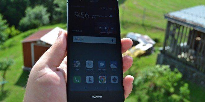 Recenze Huawei P9 Lite: Vlajková loď po dietě