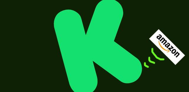 kickstarter amazon