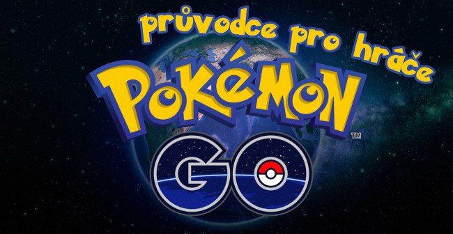 Pokémon Go průvodce pro hráče