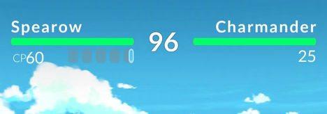 Pokémon Go speciální útok