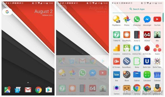 Google-Nexus-Launcher-home-screen-to-app-drawer