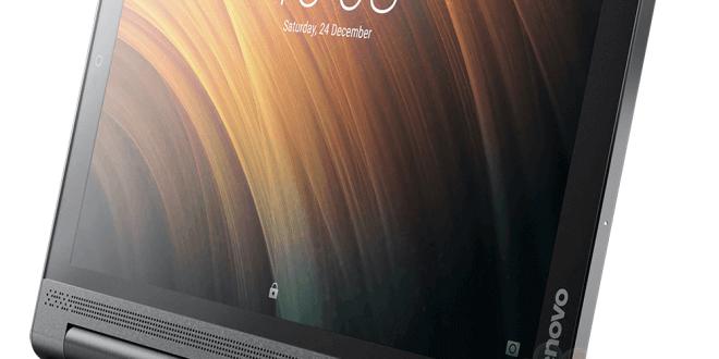 Lenovo Yoga Tab 3 Plus na oficiálních renderech: Mnohem lepší výbava a 18 hodin výdrže