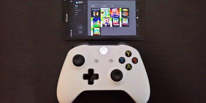 Na Windows 10 Mobile si můžete (neoficiálně) zahrát streamované hry z Xbox One