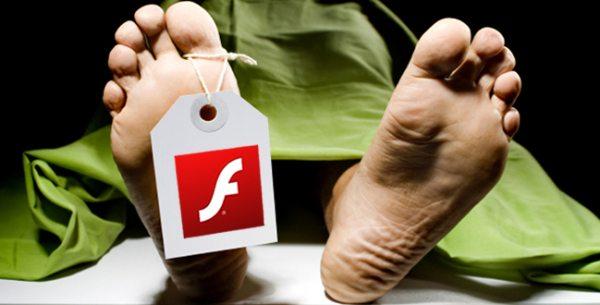end flash