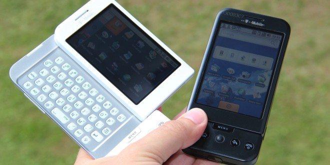 První Android slaví kulatiny. Před deseti lety navždy změnil trh se smartphony