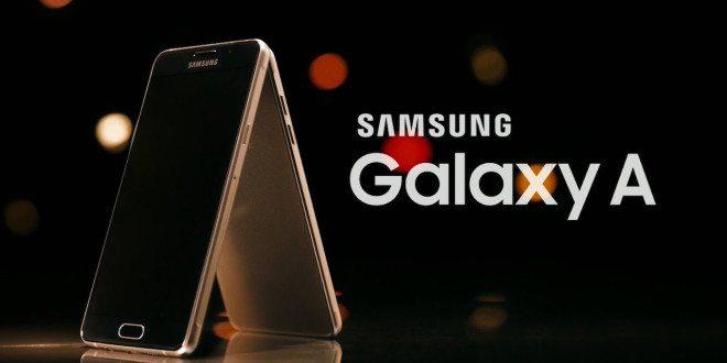 Samsung připravuje nové verze kovových krasavců Galaxy A3, A5 a A7