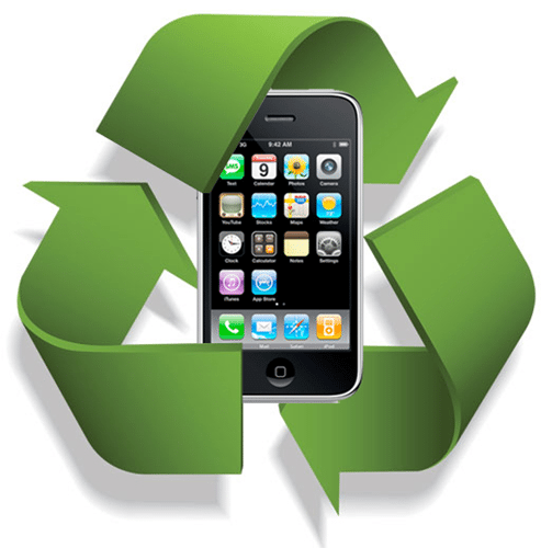 recycle-phone-number