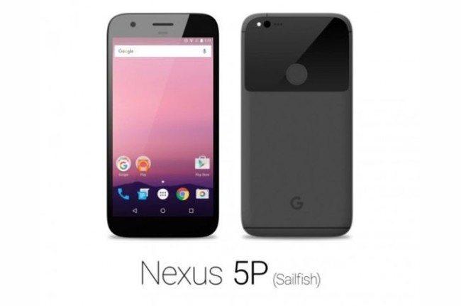 Tak nějak má Nexus Sailfish od HTC vypadat
