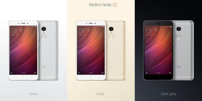 Xiaomi Redmi Note 4 oficiálně: Kovové tělo, deset jader, vysoká výdrž a nízká cena