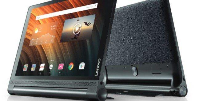 Lenovo Yoga Tab 3 Plus: Nekompromisní tablet s18hodinovou výdrží
