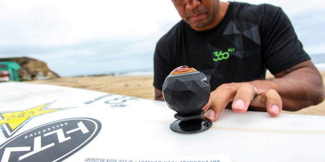 Pro náročné: V ČR se začíná prodávat 360stupňová kamera 360fly 4K