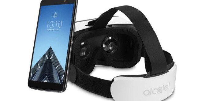 Alcatel Idol 4 Pro má přinést virtuální realitu do světa Windows 10 Mobile