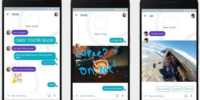 Google Allo: Nový komunikační nástroj s prvky umělé inteligence