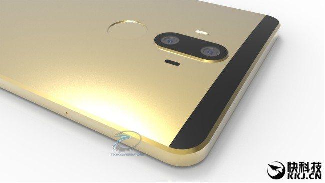 Huawei Mate 9 s duálním fotoaparátem