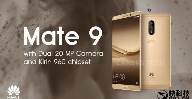 Huawei Mate 9 zná datum své premiéry: Stihnout by to měl pod letošní stromeček