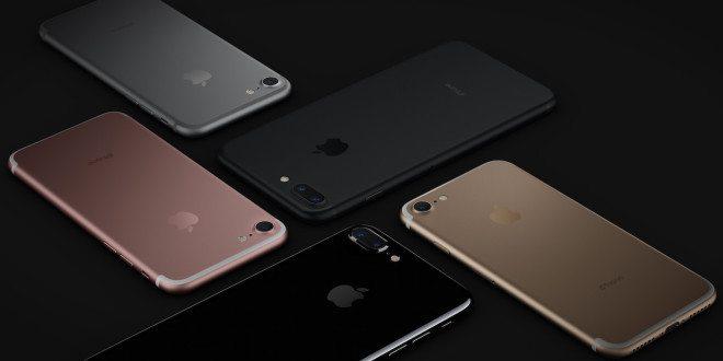 Zítra se v ČR začíná prodávat iPhone 7. Větší varianta bude nedostatkovým zbožím